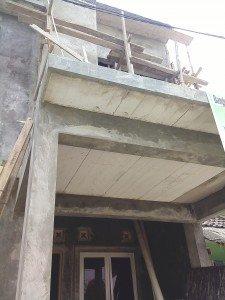 Panel Lantai AAC Untuk Kanopi Atap