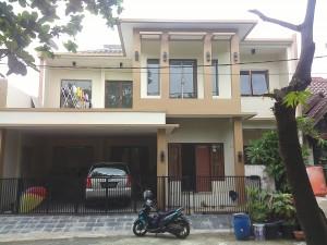 rumah tinggal Bpk Arif GDC Depok