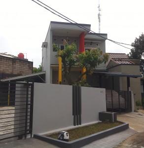 Rumah Tinggal Bpk Hasyim GDC Depok
